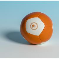 Orange and white foam Petito sound ball