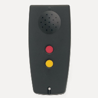 Straight-on view of Colorino colour detector