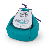 Front view of Bookaroo Bean Bag Reading Rest