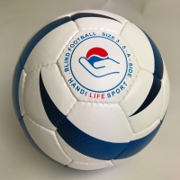 IBSA approved Blue Flame Blind football.