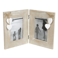 Front view of photo frame