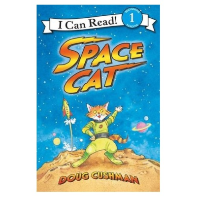Space Cat front cover