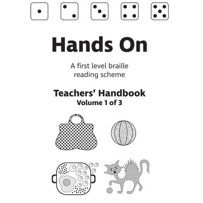 Hands On teachers' handbook front cover.