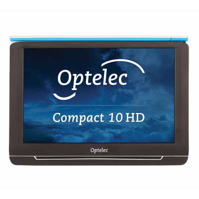 Front view Compact 10 HD Video Magnifier