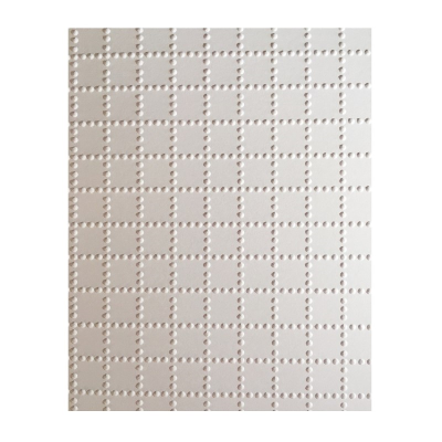 Tactile graph paper with 1cm squares