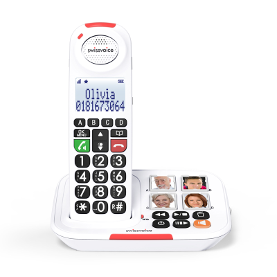 Swissvoice 2155 amplified cordless phone