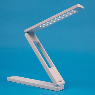 RNIB folding LED light fully opened
