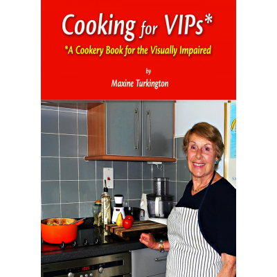 Front cover of Cooking for VIPs