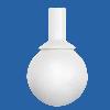 Close up of AmbuTech rolling ball tip