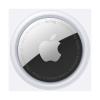 A single Apple AirTag disc