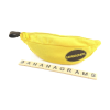Bananagrams carry case with tiles spelling the word 'bananagrams'