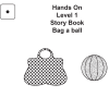 Hands On Level 1 storybook  Bag a ball