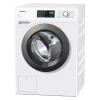 Front view of washing machine