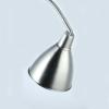 Close-up of the lamp shade