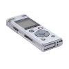 Front facing Olympus DM-770 voice recorder