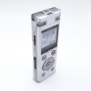 Top angle view of Olympus DM-770 voice recorder