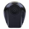Rear view of Talking Radio-Controlled Alarm Clock