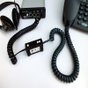 Adaptor - IP Cisco phone system to BT phone with duo comm, telephone and headphones