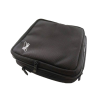Front view of Orbit padded carry case