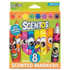 Boxed scented markers