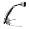 Transformer HD portable magnifier in a upright position
